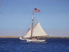 Clear Sailing, Nantucket (18X24) oil on canvas