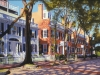 Whaling's Legacy, Nantucket (24X36) oil on linen