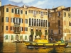 Venice Working Boat (24X36) oil on linen